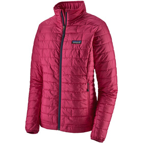 Patagonia Nano Puff Jacket Women craft pink/craft pink